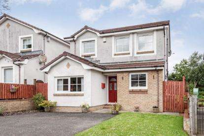 3 Bedrooms Detached House for sale in Weavers Lane, Glassford