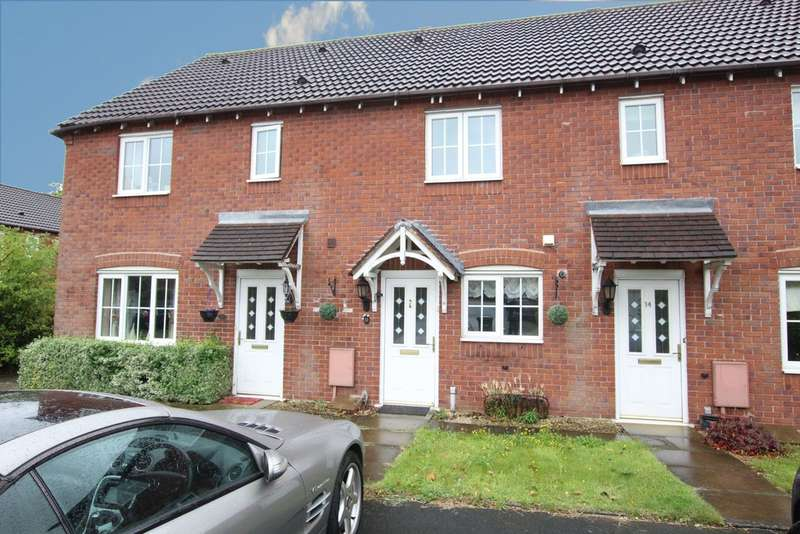 2 Bedrooms Terraced House for sale in Sowers Court, Four Oaks, B75 5TS