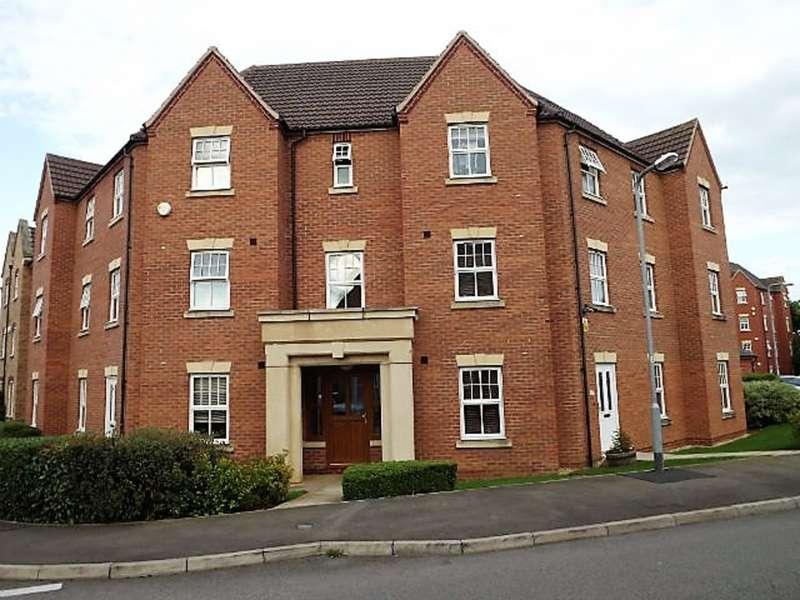2 Bedrooms Flat for sale in Spencer Road, Wellingborough