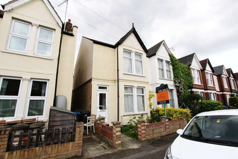 3 Bedrooms End Of Terrace House for sale in Beresford Road, New Malden