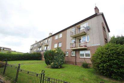 2 Bedrooms Flat for sale in Leitchland Road, Paisley, Renfrewshire