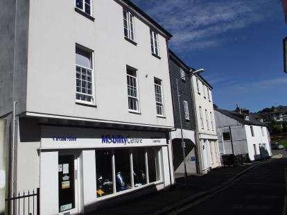 1 Bedroom Flat for sale in Crockwell Street, Bodmin, Cornwall