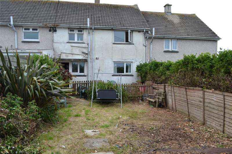 3 Bedrooms Terraced House for sale in Trevithick Crescent, Hayle
