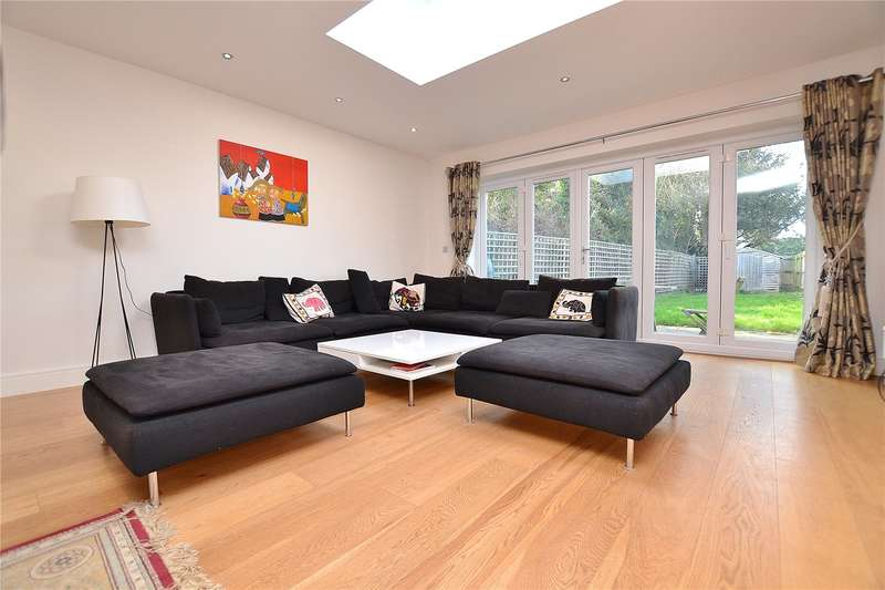 5 Bedrooms Semi Detached House for sale in Prospect Road, Barnet, Hertfordshire, EN5