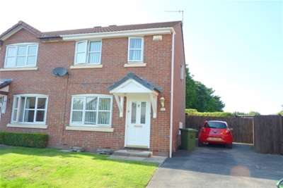 2 Bedrooms Semi Detached House for rent in Larkin Close, New Ferry