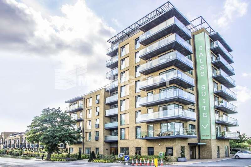 2 Bedrooms Apartment Flat for sale in The Square, Kidbrooke Village, SE3