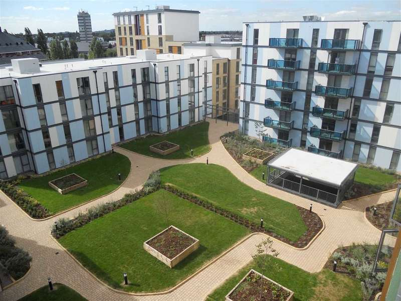2 Bedrooms Apartment Flat for sale in Felix Court, Charcourt Road, Colindale