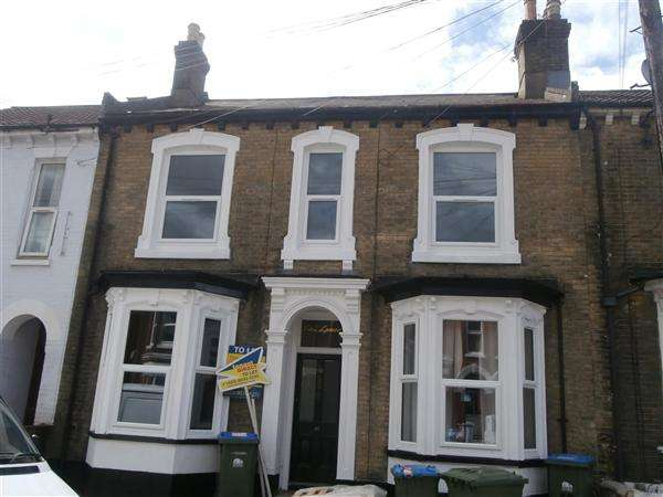 8 Bedrooms Terraced House for rent in Ordnance Road, Southampton