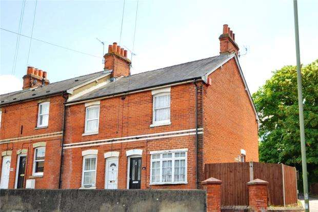 2 Bedrooms End Of Terrace House for sale in Winchester Road, Basingstoke, Hampshire