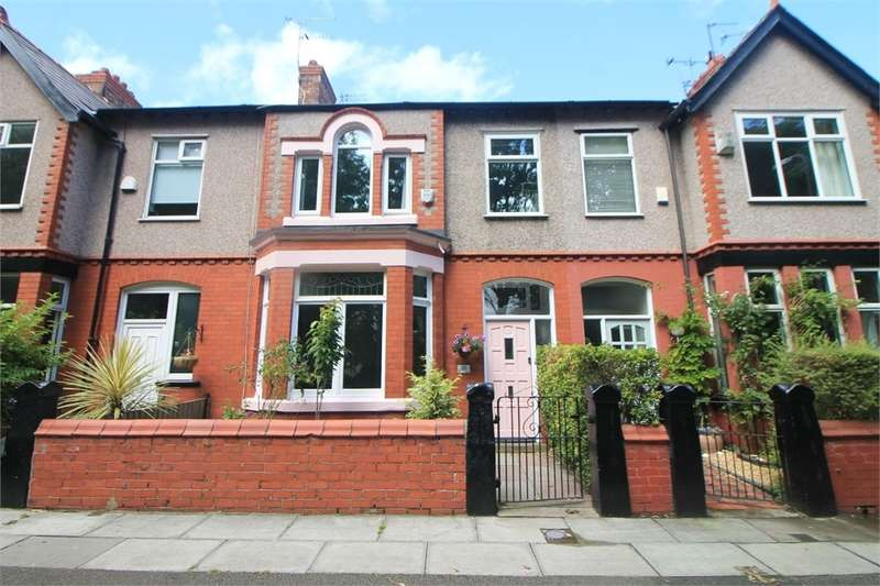 4 Bedrooms Terraced House for sale in Park View, Waterloo, LIVERPOOL, Merseyside