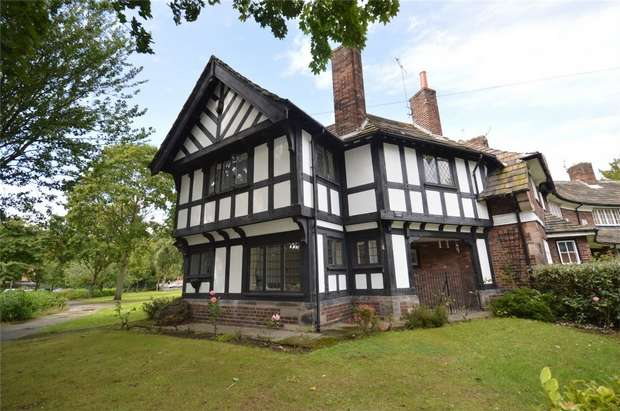 3 Bedrooms End Of Terrace House for sale in Duke of York Cottages, Port Sunlight, Merseyside