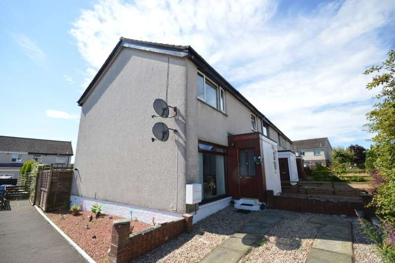 2 Bedrooms Flat for sale in Hayfield Terrace, Denny, FK6
