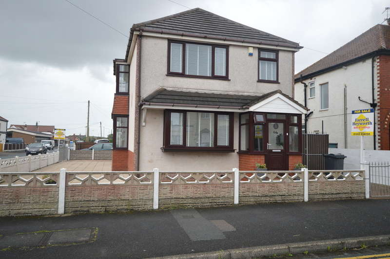3 Bedrooms Detached House for sale in Nutter Road, Thornton-Cleveleys
