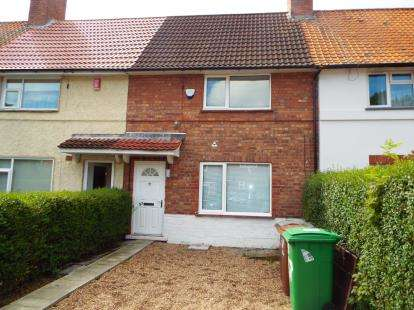 3 Bedrooms Terraced House for sale in Austery Avenue, Lenton Abbey, Nottingham
