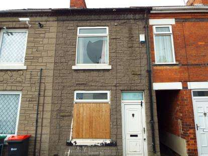 3 Bedrooms Terraced House for sale in St. Michael St, Sutton In Ashfield, Nottingham, Nottinghamshire