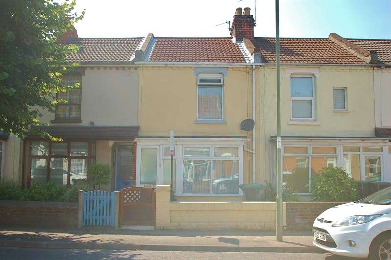 2 Bedrooms Terraced House for sale in Whitworth Road, Gosport