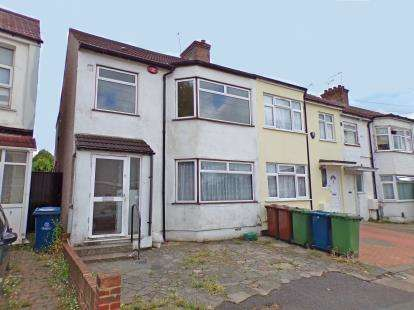 4 Bedrooms End Of Terrace House for sale in Kingsley Road, Harrow