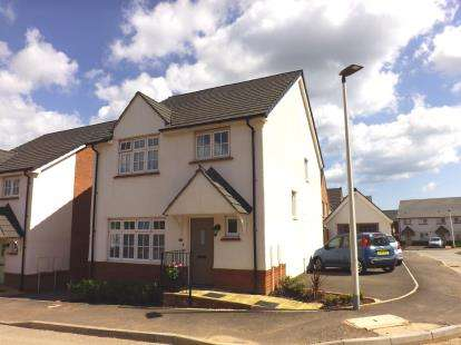 4 Bedrooms Detached House for sale in Dawlish, Devon