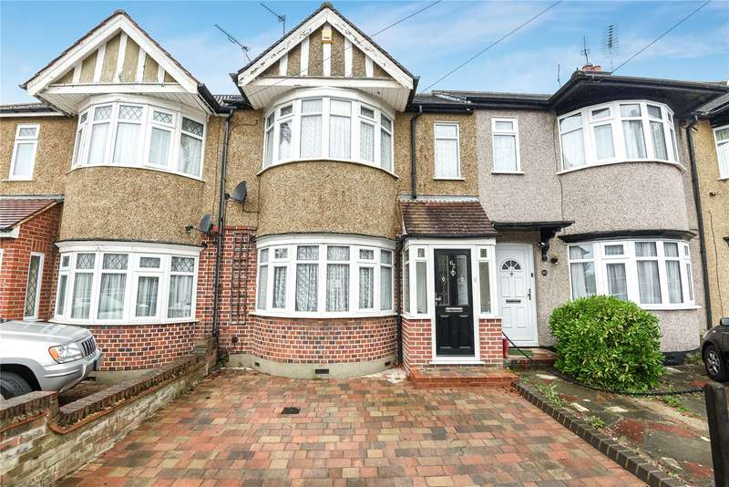 3 Bedrooms House for sale in Hatherleigh Road, Ruislip Manor, Middlesex, HA4