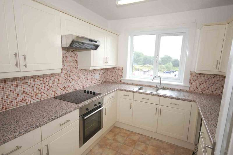 3 Bedrooms Flat for sale in Anne Avenue, Renfrew, Renfrewshire PA4