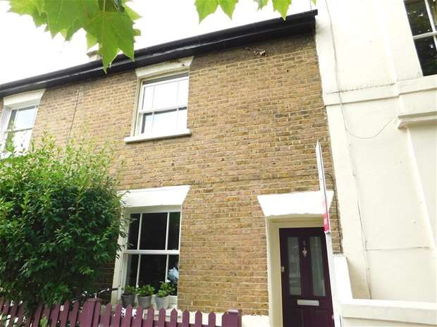 2 Bedrooms Terraced House for sale in Maple Road, Surbiton