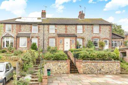3 Bedrooms Terraced House for sale in Mount Pleasant Cottages, Rushmore Hill, Orpington