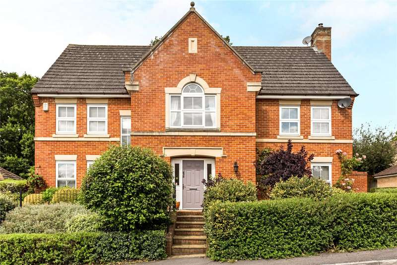 5 Bedrooms Detached House for sale in Spring Gardens, Newbury, Berkshire, RG20
