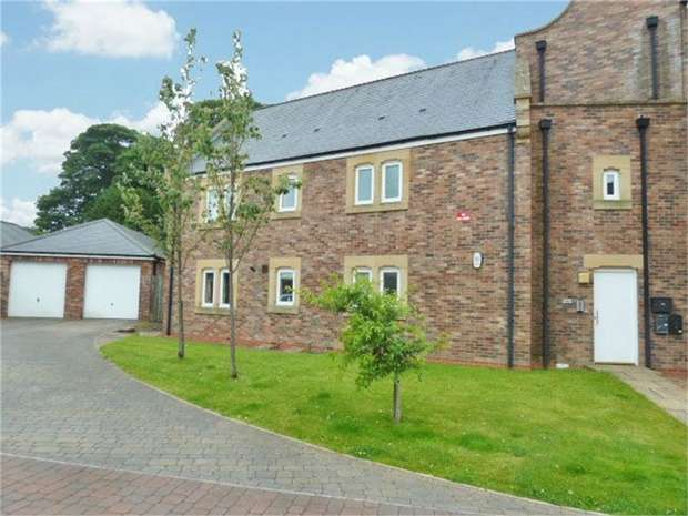 2 Bedrooms Flat for sale in Mansion Heights, Gateshead, Tyne and Wear