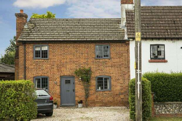 2 Bedrooms Semi Detached House for sale in School Green Shinfield