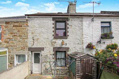 2 Bedrooms Terraced House for sale in Bodmin, Cornwall, England
