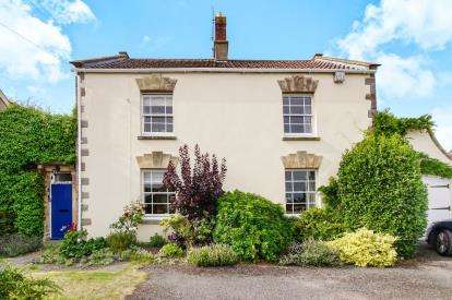 5 Bedrooms Detached House for sale in Tockington Green, Tockington, Bristol, South Gloucestershire