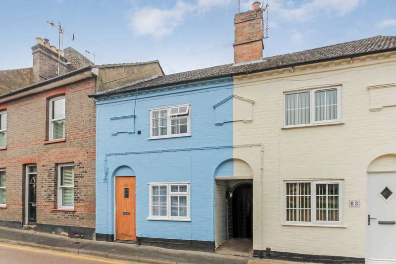 2 Bedrooms Cottage House for sale in Akeman Street, Tring, Hertfordshire