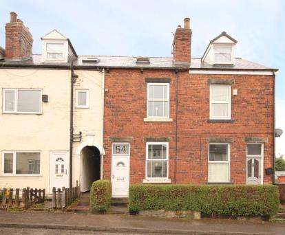 3 Bedrooms Terraced House for sale in Fanshaw Road, Dronfield, Derbyshire