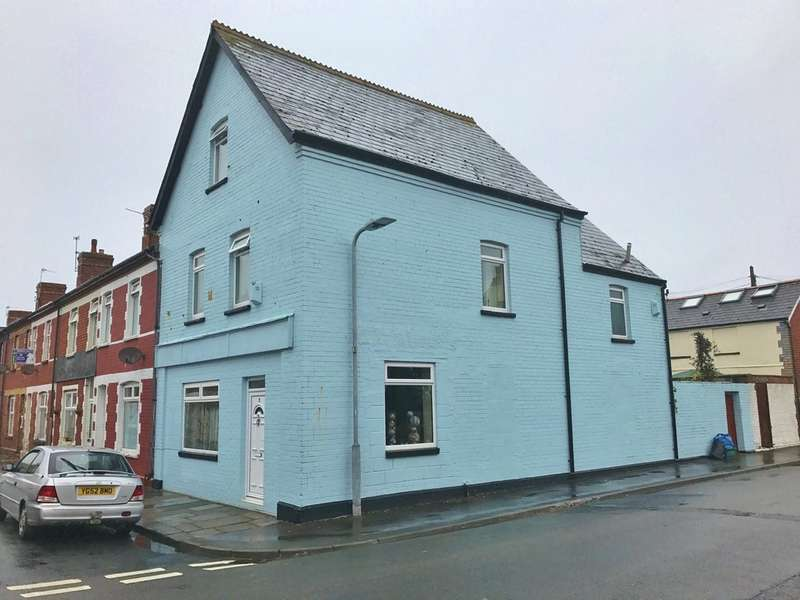 5 Bedrooms End Of Terrace House for sale in Phyllis Street, Barry. Vale of Glamorgan. CF62 5UW