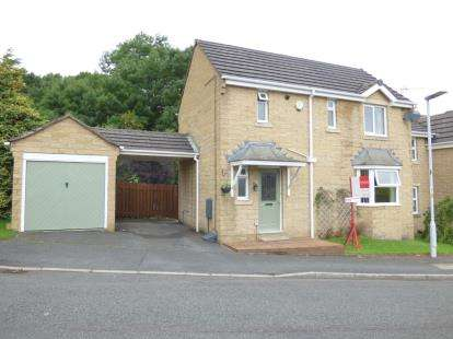 3 Bedrooms Detached House for sale in Printers Fold, Burnley, Lancashire