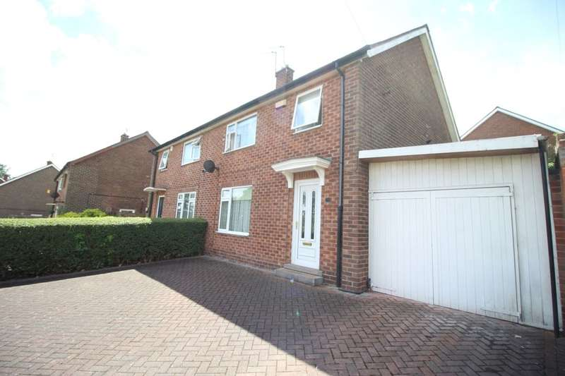 3 Bedrooms Semi Detached House for sale in Pedmore Valley, Nottingham, NG5