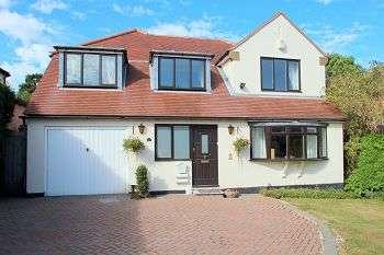 4 Bedrooms Detached House for sale in Berens Way, Chislehurst, Kent, BR7 6RH