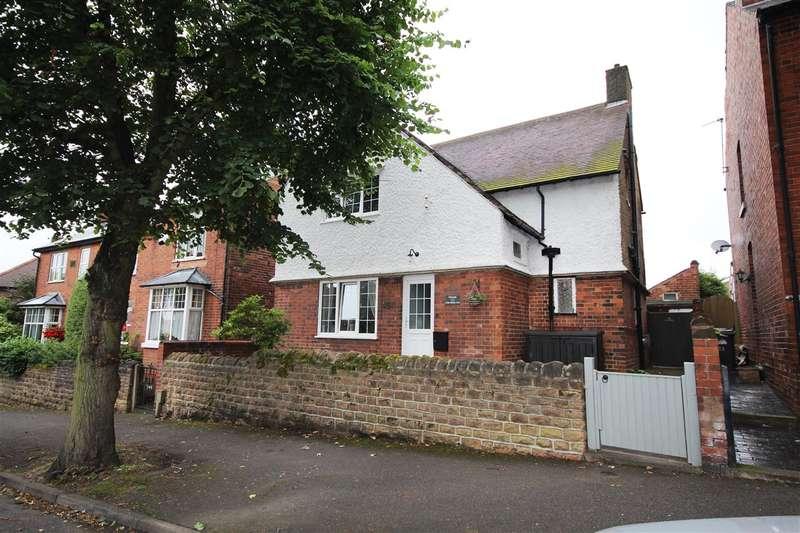 3 Bedrooms Detached House for sale in Hillside, 151 Little Hallam Lane, Ilkeston