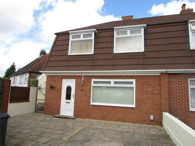 3 Bedrooms Semi Detached House for sale in Caederwen Road, Cimla, Neath, West Glamorgan