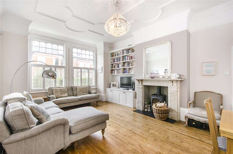 2 Bedrooms Flat for sale in Terrapin Road, London, SW17
