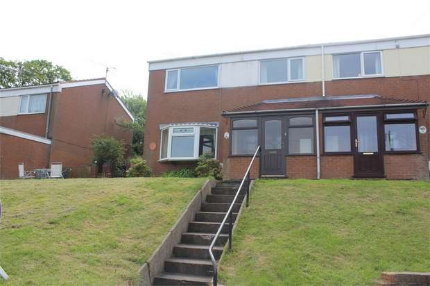 3 Bedrooms Semi Detached House for sale in Walton Grove, Talke, Stoke-on-Trent, Staffordshire