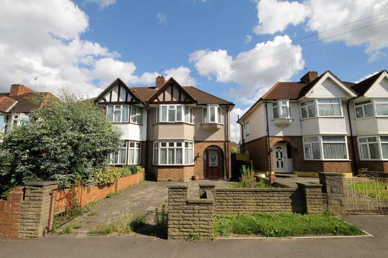 3 Bedrooms Semi Detached House for sale in Epsom Road, Sutton