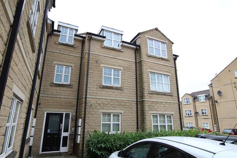 2 Bedrooms Flat for sale in Woolcombers Way, Bradford, BD4 8JF