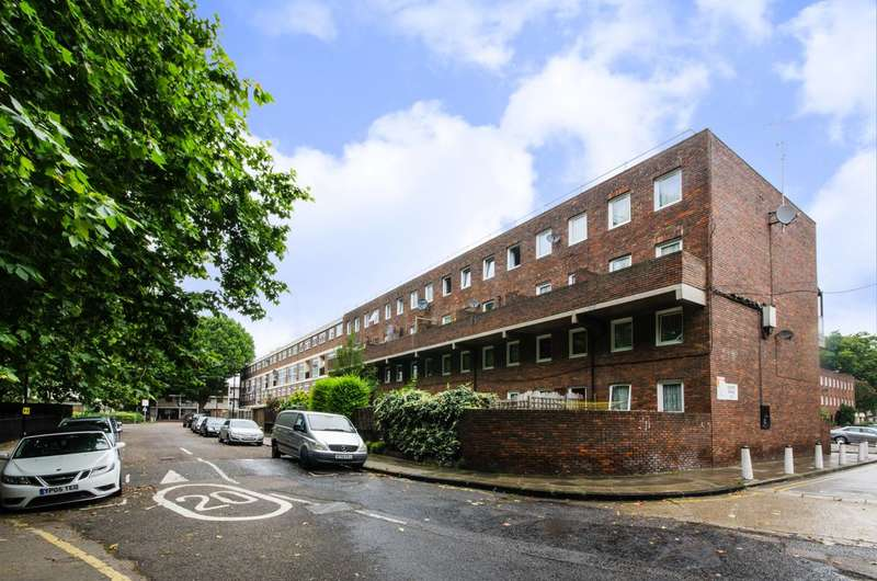 3 Bedrooms Flat for sale in Rosefield Gardens, Poplar, E14
