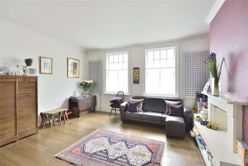 2 Bedrooms Flat for sale in Brushfield Street, Spitalfields, London, E1