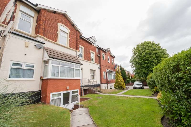 2 Bedrooms Maisonette Flat for sale in Marlborough Road, Southport, Merseyside, PR9