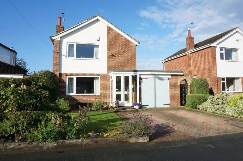 3 Bedrooms Detached House for sale in Templar Gardens, Wetherby