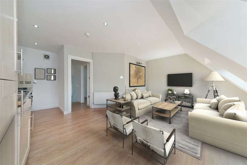 1 Bedroom Apartment Flat for sale in Tanners Hill, Deptford
