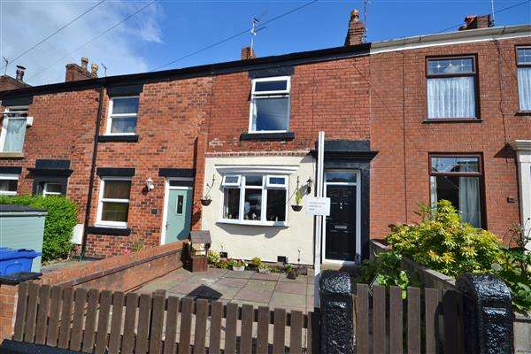 2 Bedrooms Terraced House for sale in Swansey Lane, Whittle Le Woods, Chorley