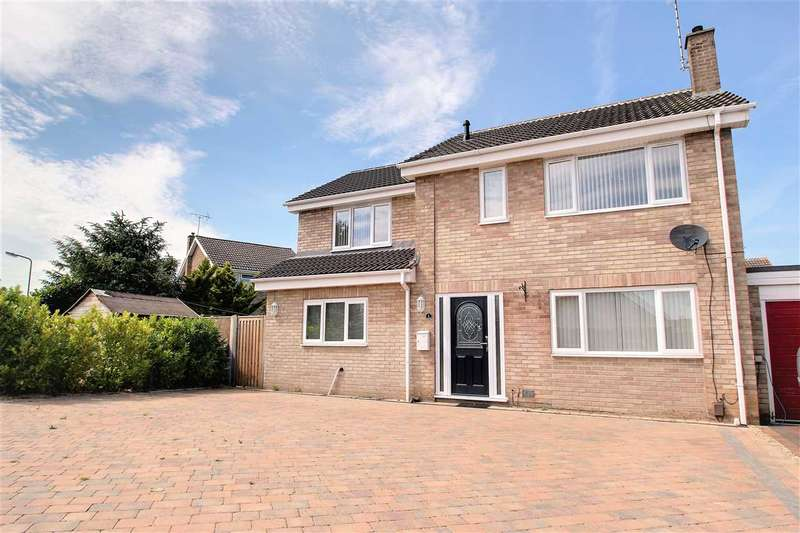4 Bedrooms Detached House for sale in Hine Avenue, Newark